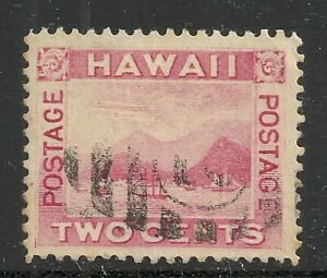 U.S. Possession Hawaii stamp scott 81 - 2 cents issue of 1899 - #11
