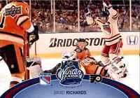 2012-13 Upper Deck Winter Classic Oversized Brad Richards #WC-12