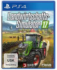 Landwirtschafts Simulator 2017 / 17 - PS4 - *NEU*