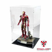 Acryl Vitrine für 1/6 Scale Iron Man MK XLIII / Hot Toys