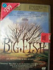 Dvd's Big fish, Empire Records, Orange County, thank you for Smoking, Heat