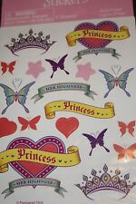 Just Married Soulmate I DO Promise Rings Kiss Ceremony Dove Wedding Stickers 366