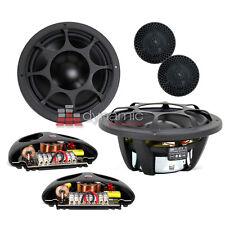 """Morel Elate Ti-602 Car 6-1/2"""" 2-Way Titanium Series Audio Component Speakers"""