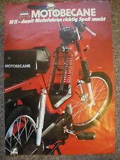 Motobecane Motoconfort Mobylette Moby Cady Minimoby Oldtimer Moped Mofa