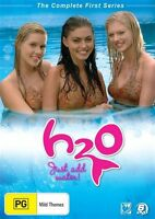 H2O - Just Add Water! : Series 1 (DVD, 2009, 6-Disc Set) - Region 4