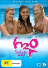 H2O Just Add Water! Series 1 (DVD, 2009, 6-Disc Set) New/Sealed Region 4 season