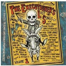 Jon Langford, The Pi - Executioner's Last Songs [New CD]