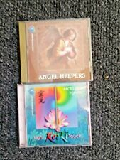 MERLIN'S MAGIC~Reiki-The Light Touch & Angel Helpers~2 for 1 cd SALE!