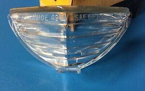 NOS GUIDE 65 1965 BUICK PARKING LIGHT LAMP OUTER LENS RIVIERA GS 425 GM 5956475