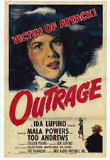 OUTRAGE Movie POSTER 27x40