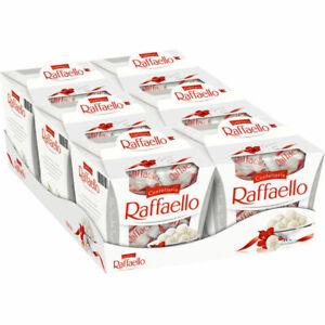 6 Boxen a 150g Ferrero Raffaello Orginal einzeln MHD 30.06.2021