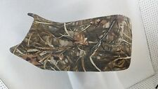yamaha bear tracker camo seat cover realtree all camo