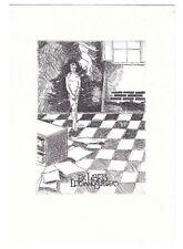R. LONGHINI: Exlibris für Luciano Schiavo, 1986
