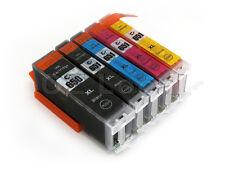 5x Ink Cartridges CLI651 PGI650 for Canon Pixma MG7160 MX726 MX926 MG5460 MG6360