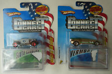 New Listing2008 Hot Wheels Connect Cars - Vermont, South Carolina - #8 & 14 of 50