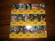 Lotto 15 libri gialli Agatha Christie Gialli Mondadori Oscar anni 70 -80 vintage