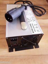 48V 15A EZGO 3 Pin Round Plug 48Volt for EZ-GO TXT Golf Cart Battery Charger