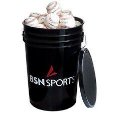 BSN SPORTS™ Plastic Baseball/Softball Bucket (Bucket & Lid Only)