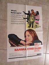 Up The Sandbox movie poster - Barbra Streisand poster