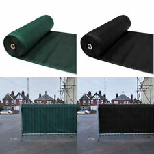 1.83m 230gsm Privacy Netting Garden Screening Windbreak Fencing 98% Shade Net