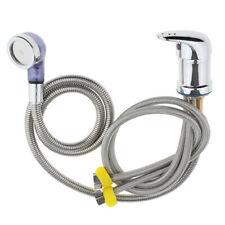 Waschbeckenarmatur Wasserhahn + Handbrause Waschbecken Armatur für Badezimmer