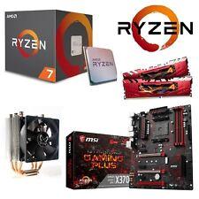 Bundle AMD Ryzen 7 1700X 8x3,8GHz+16GB DDR4 PC2800 MSI X370 Gaming Plus