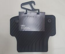 8V5061512041 Genuine Audi A3 Sportback & Saloon 2013 on Rear Rubber Floor Mats