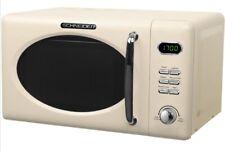 Mikrowelle RETRO Schneider MW720 SC creme 700Watt 20l nostalgie Eierschale beige