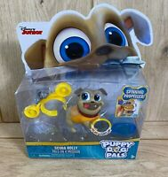 Disney Junior Puppy Dog Pals Light Up Scuba Rolly Pals on a Mission - Brand New