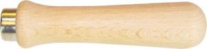 Feilenheft 10 Stück Set Holz-Feilengriff Holzfeilenheft Feile Gr. 70-160mm