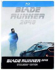 Blade Runner 2049 Blu-Ray Limited Edition Steelbook Import * Region Free