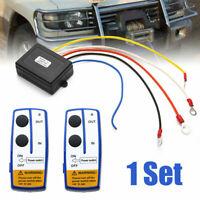 1 Set Universal Funk Fernbedienung Elektrische Seilwinde 12V Offroad LKW Auto
