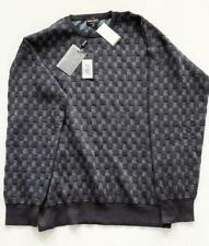 Giorgio Armani Fall Winter Sweater size 46 color Blue