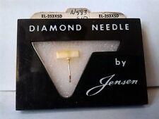 Vintage Phonograph Needles Varieties- New Old Stock EL-253xsd N583-sd N583