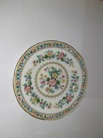 VINTAGE MING ROSE TEA PLATE FOLEY 6 INCHES
