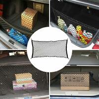 Car Rear Cargo Organizer Storage Elastic Mesh Net Holder Luggage Nets 100x40cm