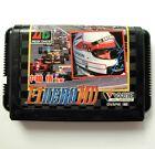 F1 HERO MD (NTSC JAP version) - jeu pour Megadrive / Game for Sega Megadrive