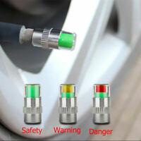 Reifenwächter Druckwächter Ventilkappen Druckanzeige B1X6 Sensor Alarm Anze C1P7
