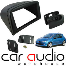 Connects2 CT23PE08 Peugeot 206 1998-2009 Car Radio Double Din Facia Fascia Panel