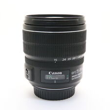 Canon EF-S 15-85mm F/3.5-5.6 IS USM #84