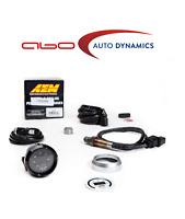 AEM For 2-1/16 4.9 LSU Sensor band O2 UEGO Air Fuel Gauge AFR Controller 30-4110