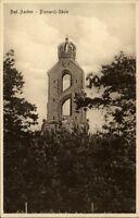 Bad Aachen Nordrhein Westfalen Postkarte ~1910/20 Blick auf die Bismarck Säule