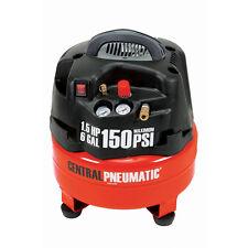 NEW Professional 150 PSI 1.5 HP 6 Gallon Air Compressor