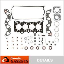 Fit 92-95 Honda Civic VX EX De So 1.5 1.6 SOHC MLS Head Gasket Set D15Z1 D16Z6