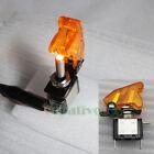 2x Illuminated Switch SPST 12V 20A Car LED Light ON-OFF Toggle Indicator Switch