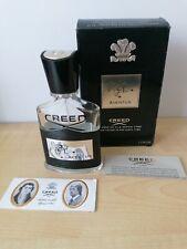 EMPTY BOTTLE Creed Aventus Eau de Parfum 50 ml 1.7 Oz with Box Fragrance Spray