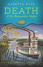 Death & the Brewmasters Widow (An Auction Block Mystery) by Loretta Ross