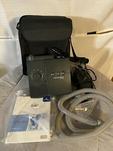 Remstar Plus M Series w/ Case, Heated Humidifier power cord Tested