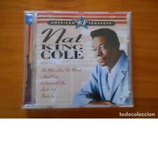 CD NAT KING COLE - AMERICAN SONGBOOK (4Y)