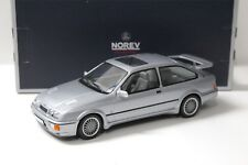 1:18 norev Ford Sierra RS Cosworth Grey-Blue 1986 New en Premium-modelcars